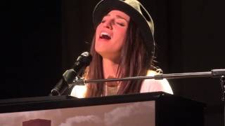 Goodbye Yellow Brick Road (cover), Sara Bareilles, Seattle, WA, 2013