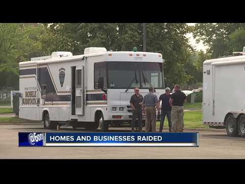 Feds Raid Boise Area Homes, Businesses