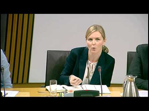 Economy, Energy and Tourism Committee - Scottish Parliament: 6th August 2014