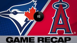 4/30/19: Goodwin's late homer powers Angels to win