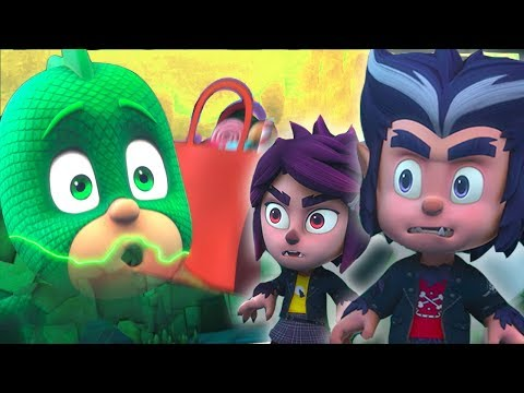 PJ Masks Episode | CLIPS | Best Spooky Moments! | Halloween Special Cartoons for Kids