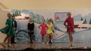 �������� ���� Новорічні змагання та концерт. Талісман 2016-2017. ������