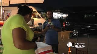 Bari, blitz Polizia Locale contro abusivi al mercato serale in via Portoghese