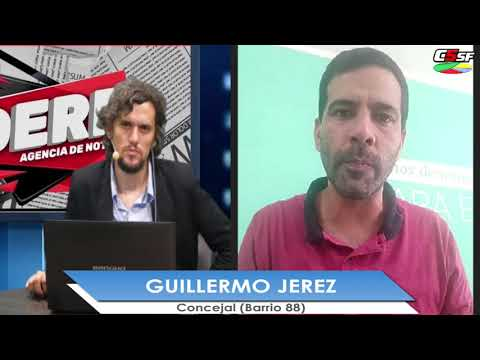 Guillermo Jerez: Buscamos que se cree la reserva Humedal Laguna Setúbal