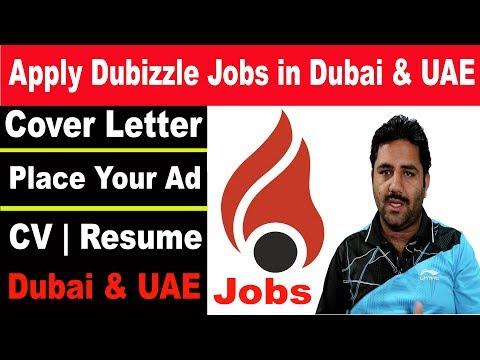 Jobs In Dubai, UAE | Dubizzle Dubai | Cover Letter | CV, Place Your Ad Dubizzle.com