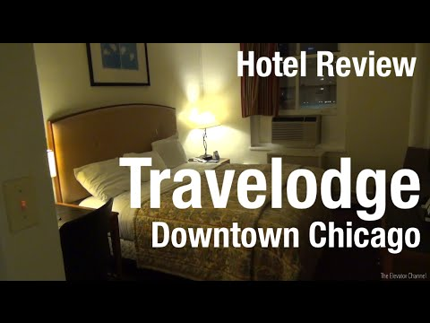 Hotel Review - Travelodge Chicago Downtown