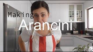 Making Arancini | Wog Edition