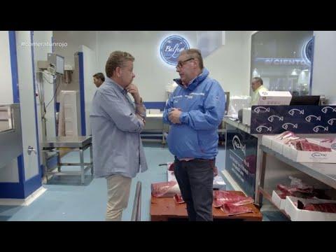 Comprar atún rojo ilegal en Mercamadrid como si no lo fuera: 'Yo vendo a 45 euros, otros a 30'