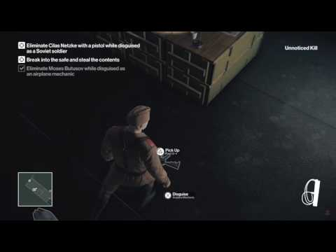 HITMAN - The Snorrason Ascention (Escalation lvl 5 - No Pacification)