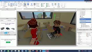Roblox - Cómo hago animaciones de Roblox (Animación)