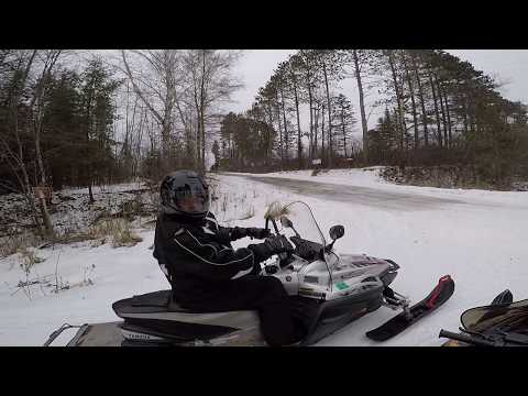 1/6/19- #GoPro #snowmobiling #wisconsin #tuscobiastatetrail #yamaha #skidoo #snowcross