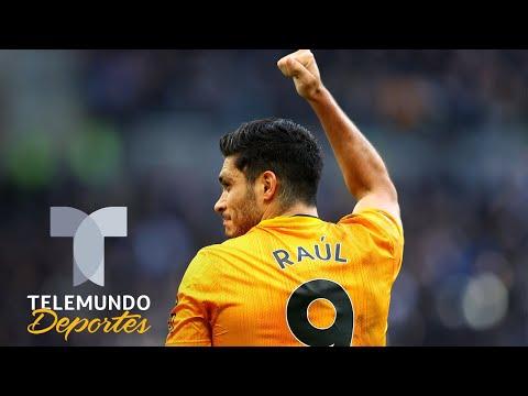 El único que supera a Raúl Jiménez como goleador   Telemundo Deportes
