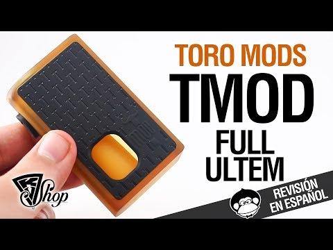 Toro Mod TMOD Full Ultem / Top... muy top / revisión