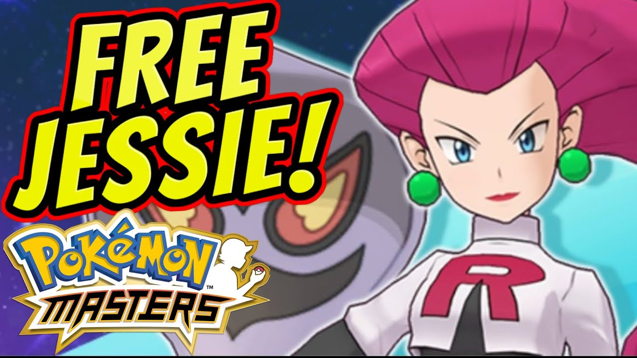 TEAM ROCKET! Get Jessie!  : Pokémon Masters