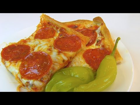 How To Make Roll Pepperoni Pizza