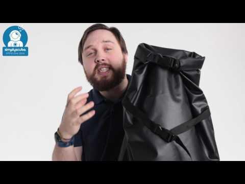 Seac Sub Seal Dry Backpack - www.simplyscuba.com