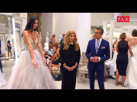 Is This Wedding Dress Too 'Promiscuous'? | Say Yes to the Dress