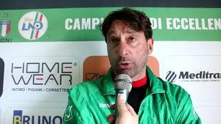 Calcio, Castelletti: «Comunque vada, grazie ragazzi»