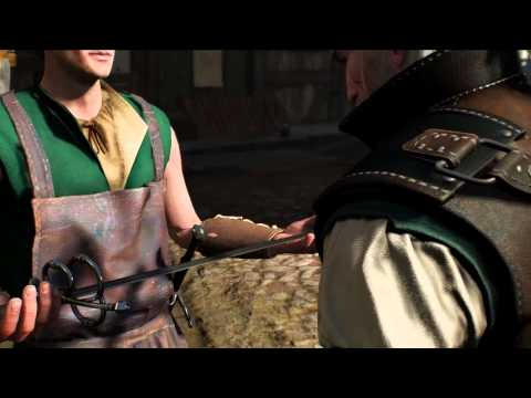 Australian Official The Witcher 3 Gameplay Trailer
