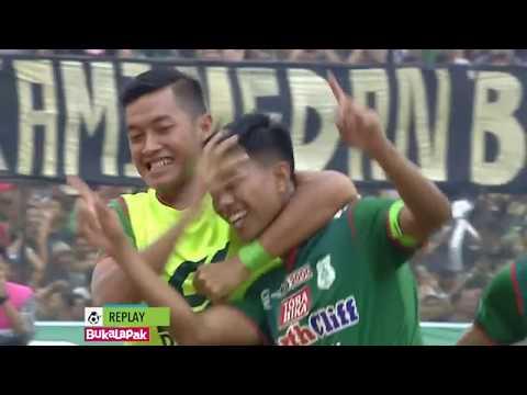 Full Highlight: PSMS Medan (3) vs Persija Jakarta (1) | Go-Jek Liga 1 bersama Bukalapak