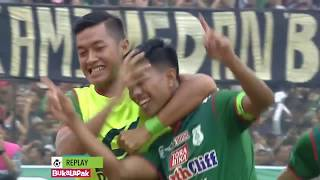 Download Video PSMS Medan (3) vs Persija Jakarta (1) - Full Highlight | Go-Jek Liga 1 bersama Bukalapak MP3 3GP MP4