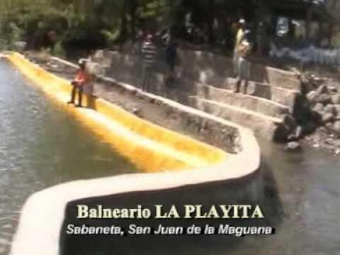 BALNEARIO LA PLAYITA, SABANETA, SAN JUAN DE LA MAGUANA