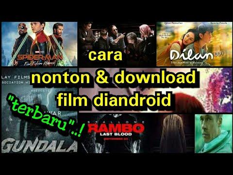 Cara Nonton & Download Film Diandroid