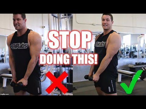 How to PROPERLY Perform a Glute Pull Through | Fix Your Cable Pull Through Form NOW!