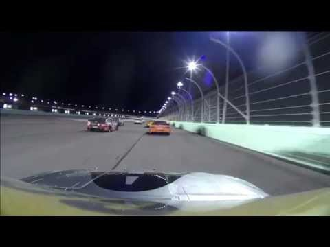 Jeff Gordon Chases NASCAR Sprint Cup Championship (In-Car Video)