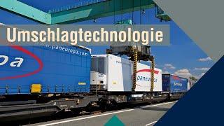 CargoBeamer bringt Lkw das Bahnfahren bei