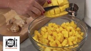 Exotic Jamaican Mango Chutney  - Mad Hungry With Lucinda Scala Quinn