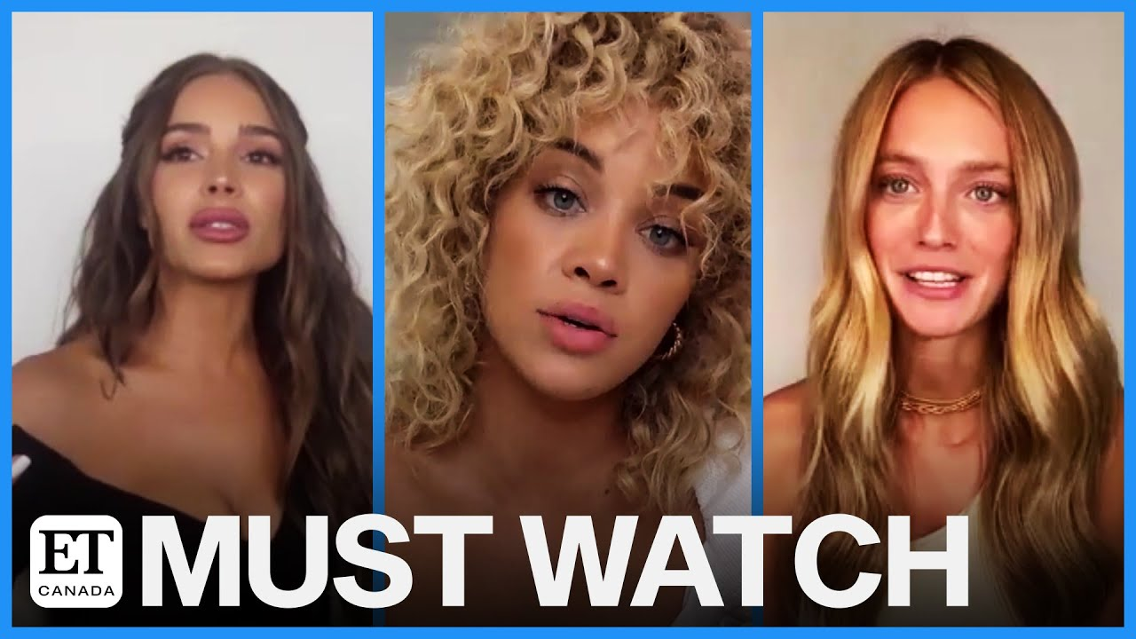Jasmine Sanders, Olivia Culpo, Kate Bock Strike A Pose For 2020 'Sports Illustrated Swimsuit' Issue