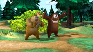 Boonie Bears Spring into Action-Trailer(4th TV Series)