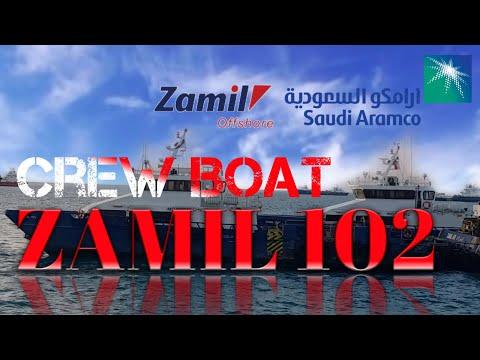 Offshore Crew Boat Saudi Aramco