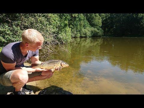 Karpervissen - Nachtje op privé water met twincarpNL