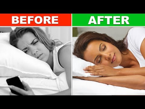 How to Sleep Better and Faster at Night: 5 Secrets to ACTUALLY Fall Asleep Fast!