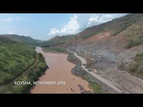 Salini Impregilo Koysha Hydroelectric Project (2016 - ongoing)