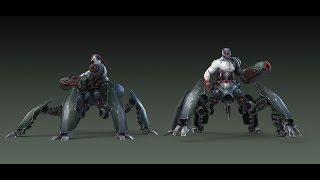 Hegemon-04 Boss Walkthrough #1