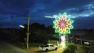 Celebration  of Lights in Thailand