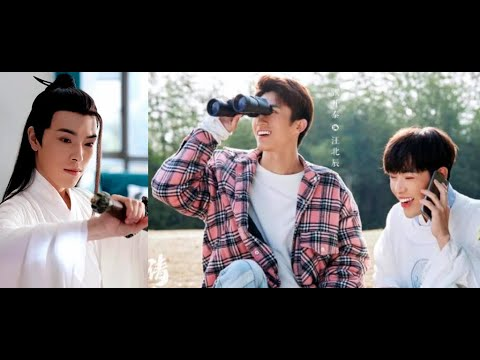 """Download Talk about controversial publicity of BL TV series """"Please Wait, Brother"""" Chen TengYue, Deng ZhiYuan"""