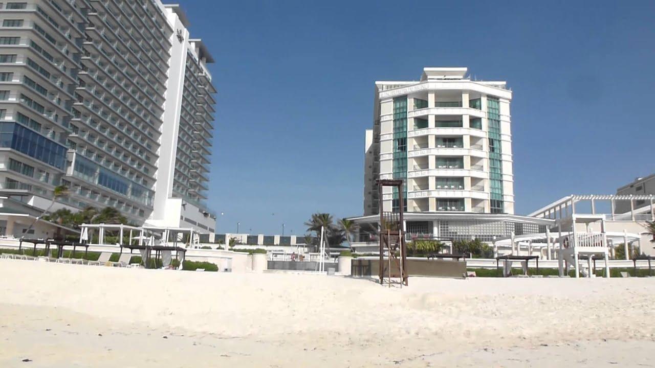 Sandos cancun luxury experience resort beach