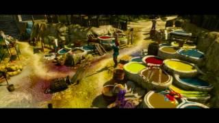«Ведьмак 3. Дикая Охота - Кровь и вино» - Туссент