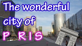 The wonderful city of Paris