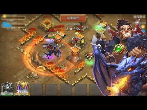 Castle Clash DRACAX (DOOM AXE)