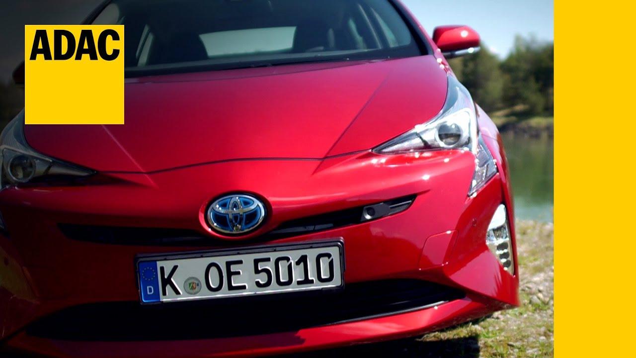 Auto motor und sport testwertungen - Toyota Prius Iv Im Test Autotest 2016 Adac