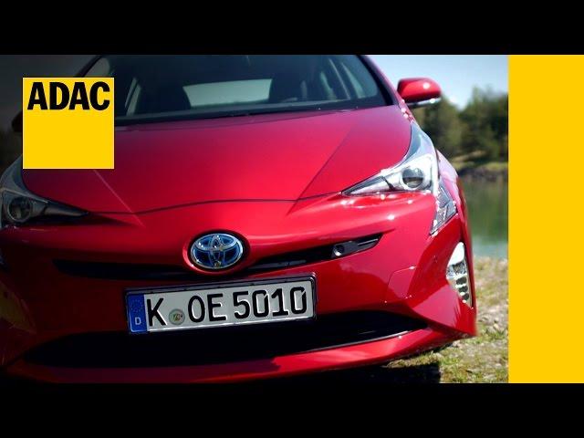 Toyota Prius IV im Test | Autotest 2016 | ADAC