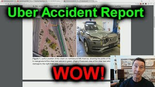 EEVblog #1088 - Uber Autonomous Car Accident Report