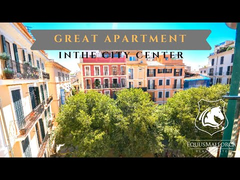 APARTMENT FOR SALE IN PALMA MALLORCA – OLD TOWN