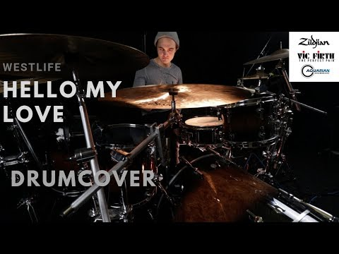 Hello My Love - Westlife - Drum Remix