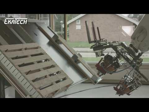 Robot pallet machine RN4017